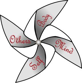 the pinwheel principle – the key to a balanced life