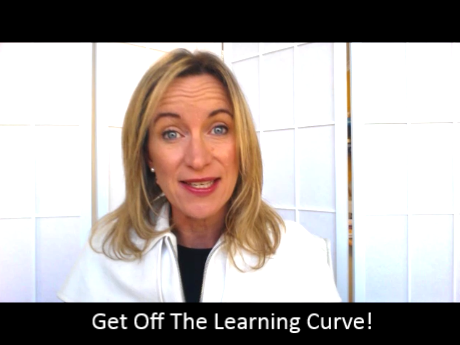 Get off the learning curve & forget 'practise makes perfect'