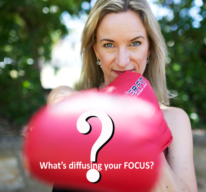 What's diffusing your focus?