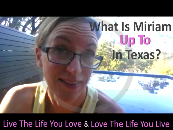 What Is Miriam Up To In Texas Anyway?