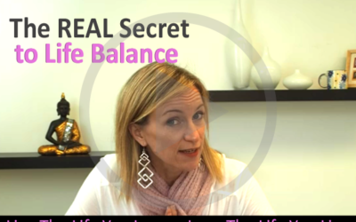 The REAL Secret To Life Balance