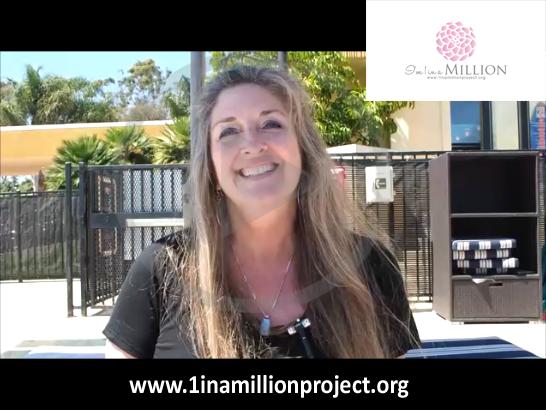 #1IAM Spotlight Story: Meet Patty Blue Hayes