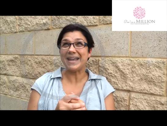 #1IAM Spotlight Story: Meet Tanya Kobzeff