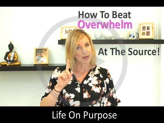 How To Beat Overwhelm At The Source