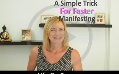 A Simple Trick For Faster Manifesting