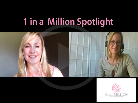 #1IAM Spotlight: Meet Samantha Riley