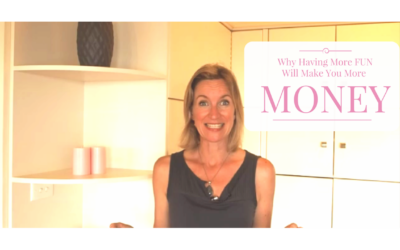 Make more money… by having more fun!