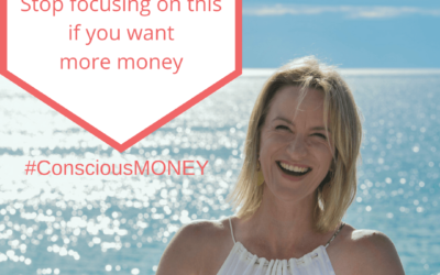 Stop focusing on this if you want to attract more money!